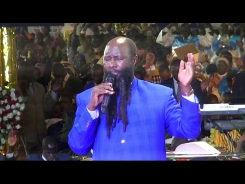 Nakuru Night Vigil Part 2 - (31.12.2016 - 01.01.2017) - Prophet Dr. David Owuor