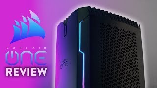 Corsair One i140 Review: Best Pre-Built Gaming PC for 2019?