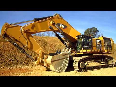 Caterpillar 6015B Documentary