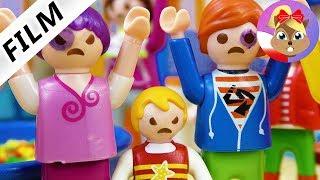 Playmobil Film polski - SINE OKO JULIANA! CZY POBIŁ SIĘ Z DZIECKIEM? | Przedszkole - Wróblewscy