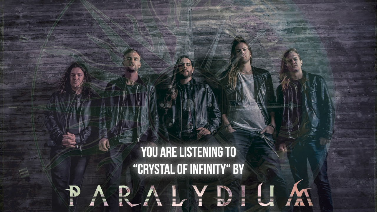 """Paralydium — """"Crystal Of Infinity"""" — Official Audio"""