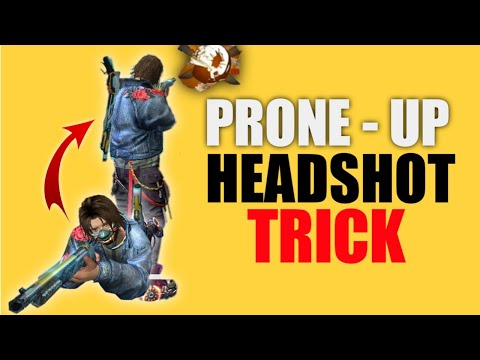 Prone Up Headshot Trick - 5 STEPS