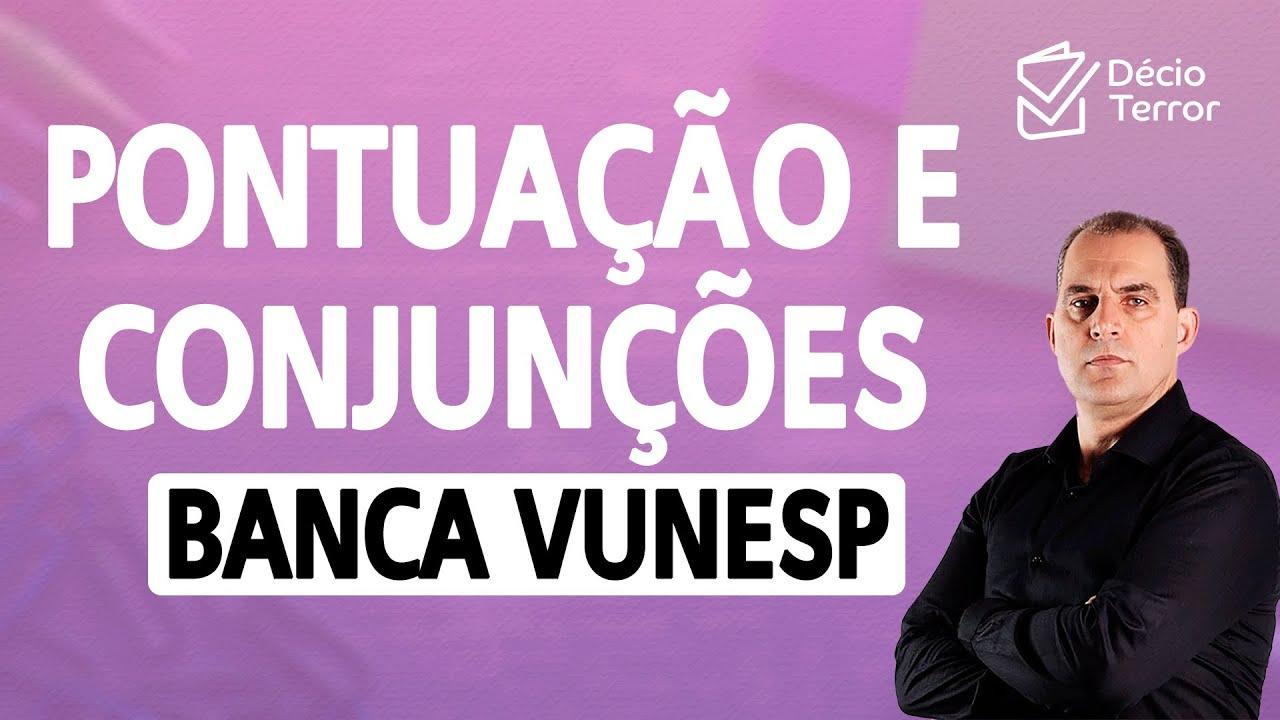 Português banca VUNESP