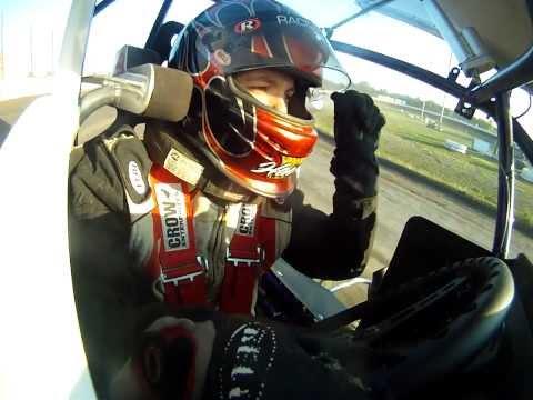 7/12/13 Micro Sprint  Hotlaps -   Dan Henning at English Creek Speedway