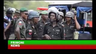 BREAKING NEWS : NIGERIA POLICE AND  PEACE COPRS AGAIN
