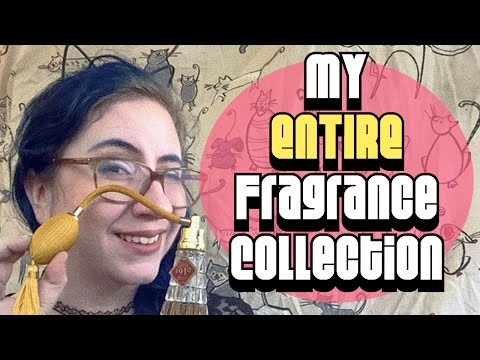 My Entire Fragrance Collection :: Luxury Designer Niche and More! | Huge 100 Bottles