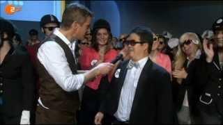 PSY - Gangnam Style - Wetten dass... Stadtwette Bremen 3.11.2012 - PSY BELIEBTESTES VIDEO