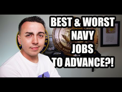 TOP 5 BEST AND WORST NAVY JOBS TO MAKE RANK IN 2019?!