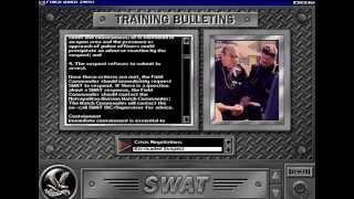 IE 22 PC games review - Police Quest : SWAT (1996)