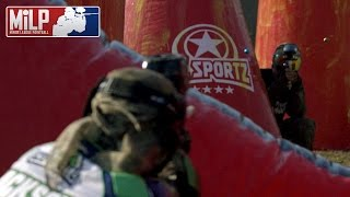 Epic Paintball Action - Minor League Paintball 2015