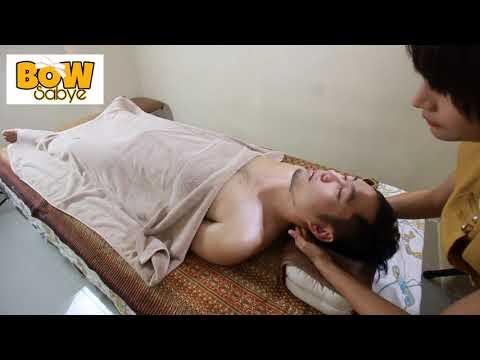 Ep.6 Aromatherapy Massage สอนนวดอโรมาเธอราปี (หน้าอก) พื้นฐานง่ายๆ #BowSabye