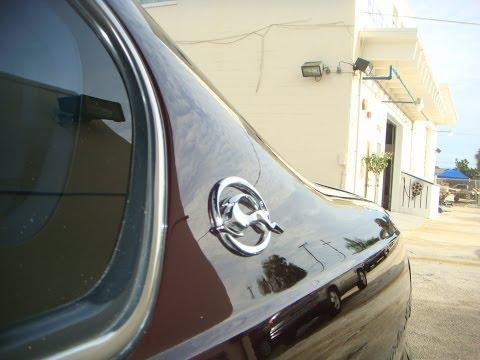 West Palm Beach Auto Body Repair Shop - 1996 Chevrolet Impala SS Repairs
