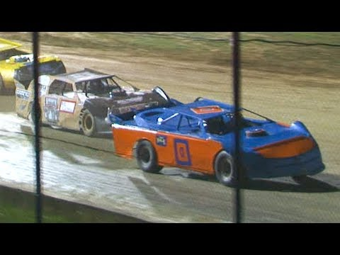 The Pro Stock Feature at Stateline Speedway (Busti, NY) on Saturday, August 31st, 2019! Results: John Boardman, Gary Fisher, Jason Black, Steve Yokum ... - dirt track racing video image