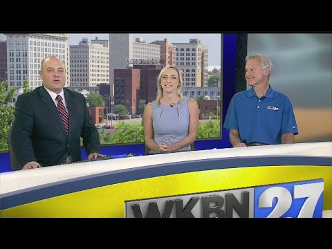 WKBN 27 First News This Morning marks milestone with announcement
