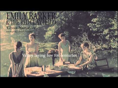 Emily Barker & The Red Clay Halo - Ghost Narrative (Lyric Video)