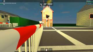 ROBLOX | Adventfield Level Crossing (26/01/17)