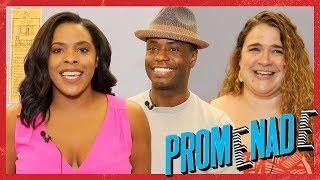 Meet the cast of Promenade!