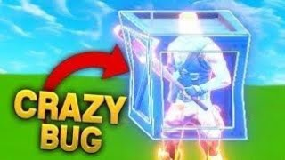 FORTNITE: AAH THIS BUG... DON'T FERMERE!!!