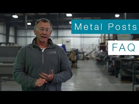 Metal Railing Posts FAQ