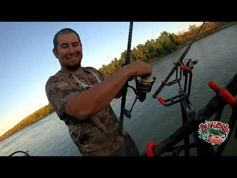 Epic Fishing On The Rio Grande River South TX