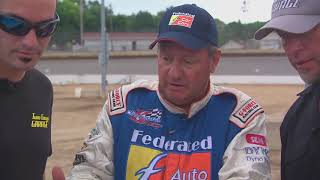 Dirt Track Driving with Kenny Schrader | Two Guys Garage