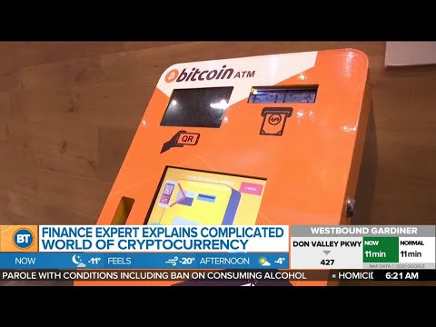 Finance Expert Explains The Complicated World Of Cryptocurrency
