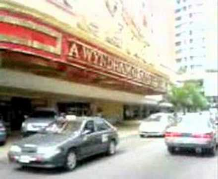 Panama, El Cangrejo, Via Veneto, Windham Grand Hotel