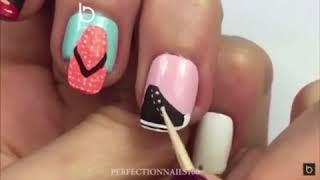 Nail Arts! 💅 ~ Nail Tutorial ~