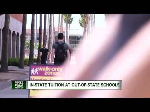 In-state tuition for out-of-state students