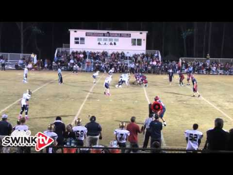 10-18-2013 Young Americans Christian School vs. Loganville Christian Academy - 2013 - #254845