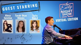 S3 Ep10 Joshua talks Emergence w Alexa Swinton|Broadway with Tyrah Skye Odoms|TikTok w Talia Baird.