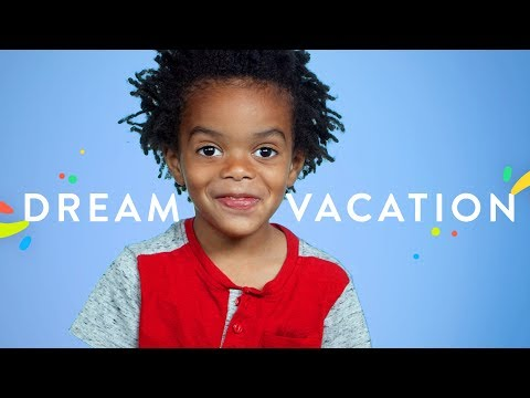 Where Do You Want To Travel To? | 100 Kids | HiHo Kids