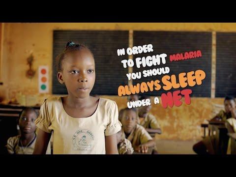 Kids Against Malaria- Trailer