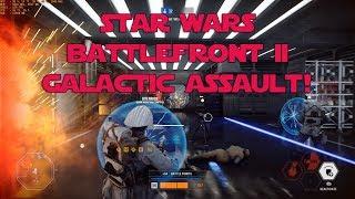 Star Wars Battlefront 2 Galactic Assault PC Gameplay - 1440p Ultra Settings