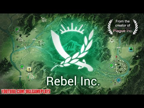 Rebel Inc. Android Gameplay