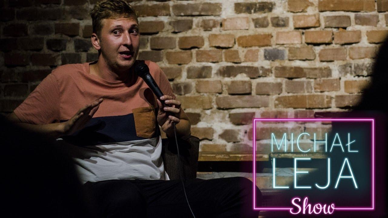 Nowy, stand-up talk-show, czyli Michał Leja Show