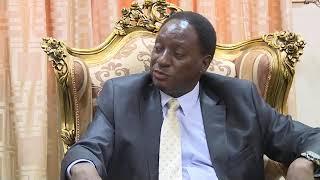 Aliyekuwa Mkuu wa Majeshi ya Ulinzi, Jenerali Davis Mwamunyange.