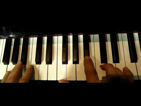 How to play Light Surrounding You by Evermore - Piano Tutorial Lesson
