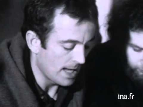 L'occupation de l'Odéon en mai 1968