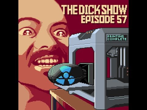 Cody Wilson Calls in to talk Ghost Gunner and Hatreon.us - The Dick Show