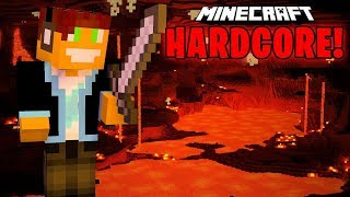 Minecraft Hardcore #03 - WIOSKI, ENDERMANY I NETHER!