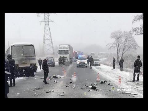 Телеканал ІНТБ: Виїзд на смугу зустрічного руху – причина смертельної аварії поблизу Тернополя