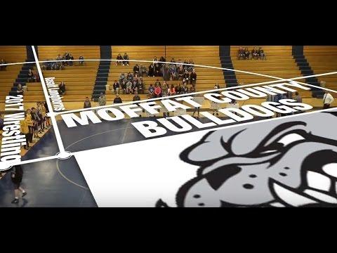 2017 Moffat County High School Wrestling -  GO