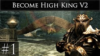 Become High King of Skyrim V2 (V7.4) -  Whats New! | PC 1080p
