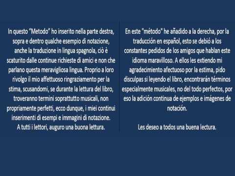 Santino Cara - Libro di Armonia e Composizione musicale - Libro de Armonía y Composición Musical