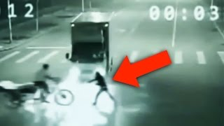 Top 15 Shocking Teleportations Caught On Tape...