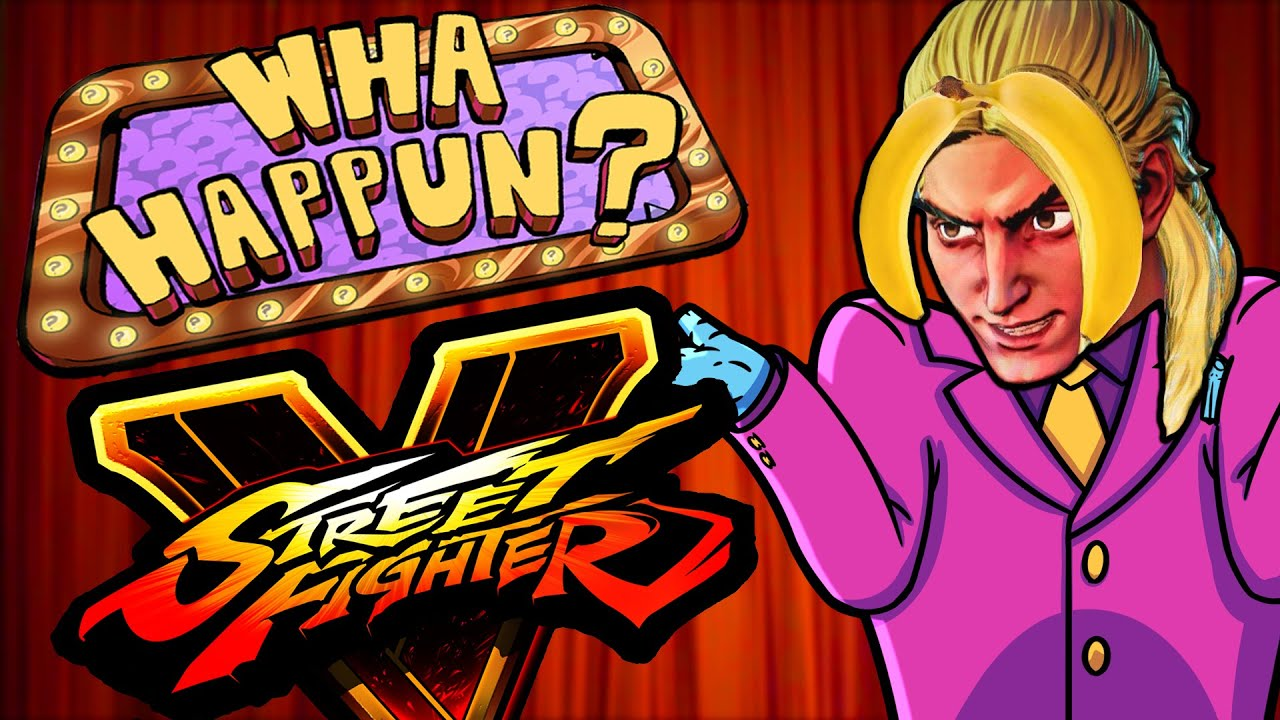 Street Fighter V - What Happened?