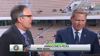Tennis Channel Live: 2019 Roland Garros Champions Picks