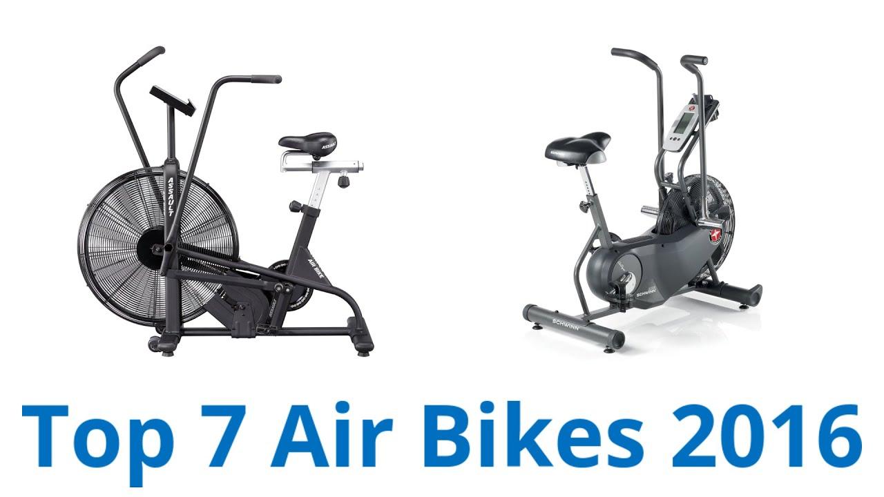 7 Best Air Bikes 2016 Youtube
