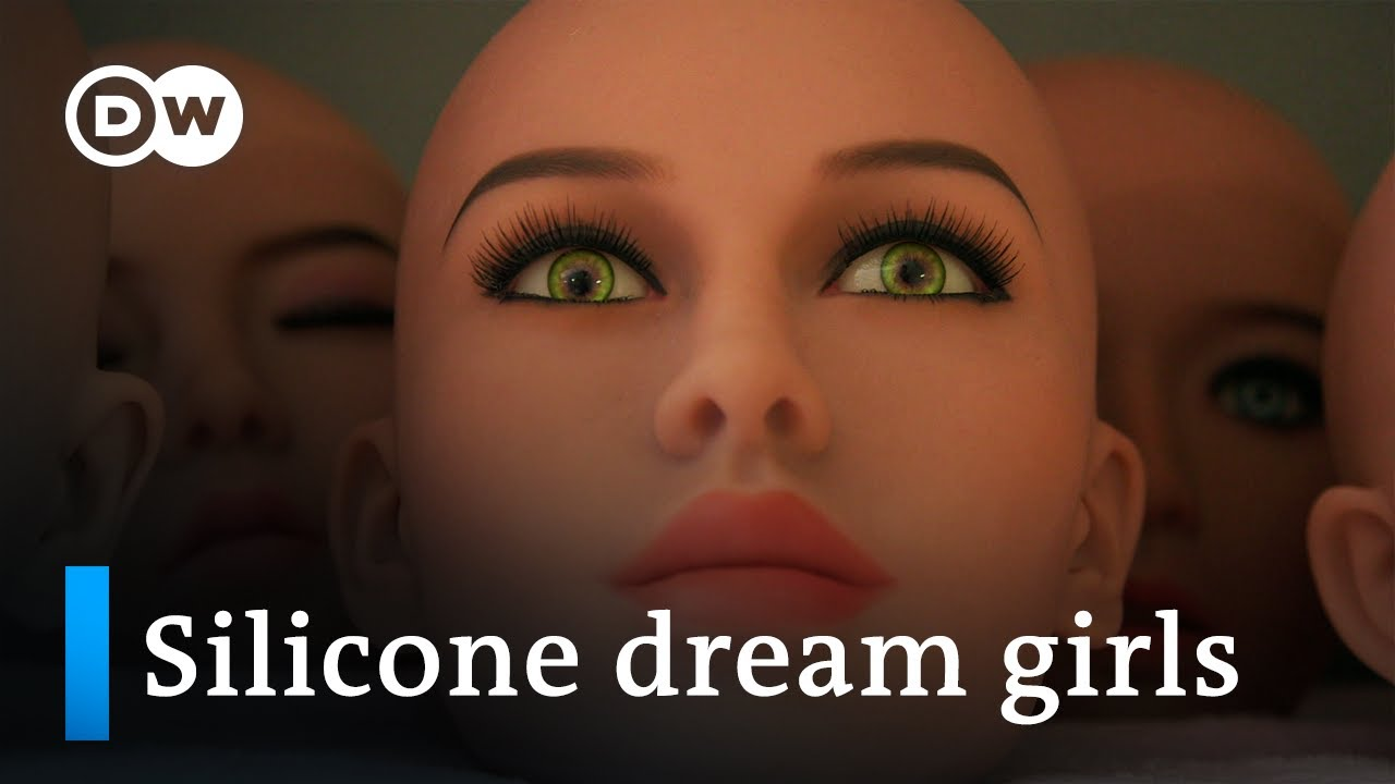 Silicone sex - When men love dolls   DW Documentary